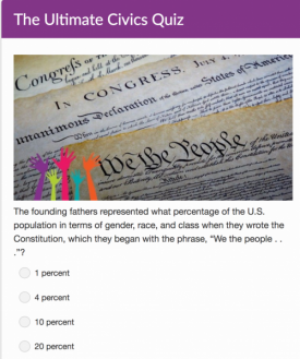 Ultimate Civics Quiz